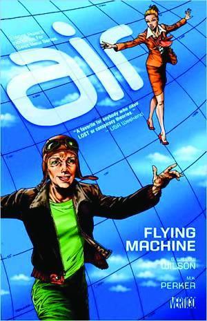 Air Vol 02 Flying Machine (MR)
