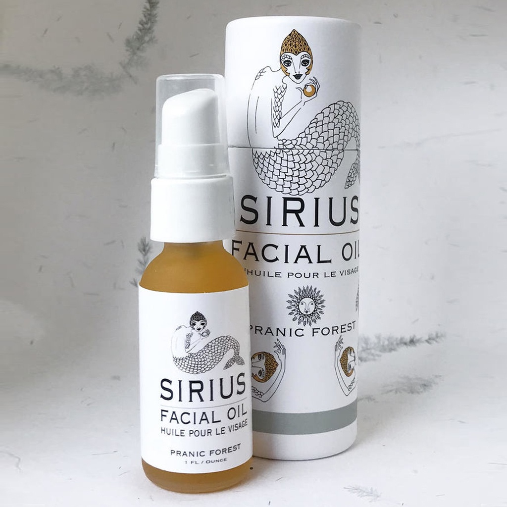 Sirius Facial Oil
