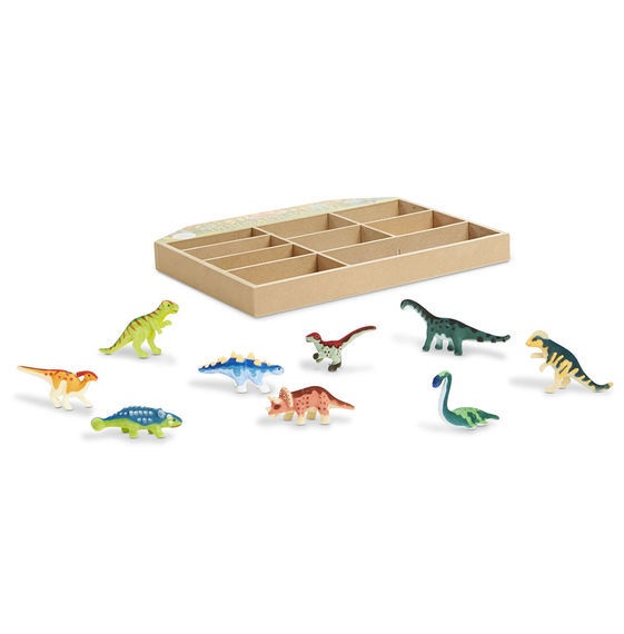 MD 2666 DINOSAUR PARTY PLAY SET
