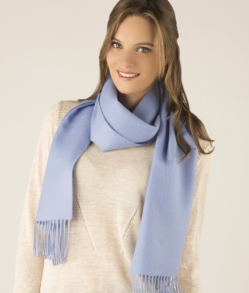 LONG BRUSHED SCARF AZ13491