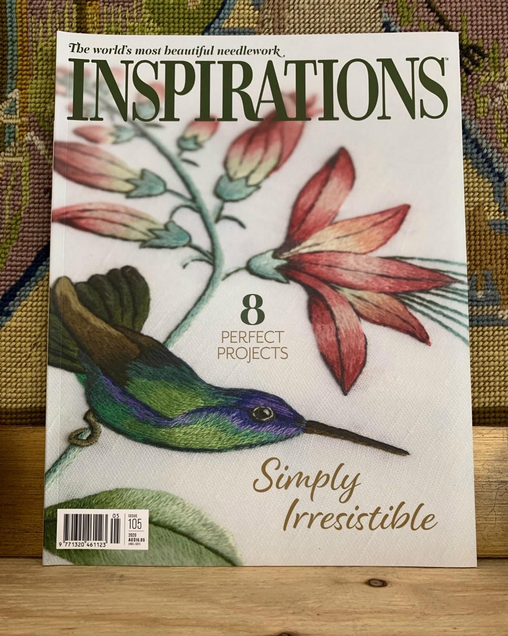 Inspirations Magazine  #105