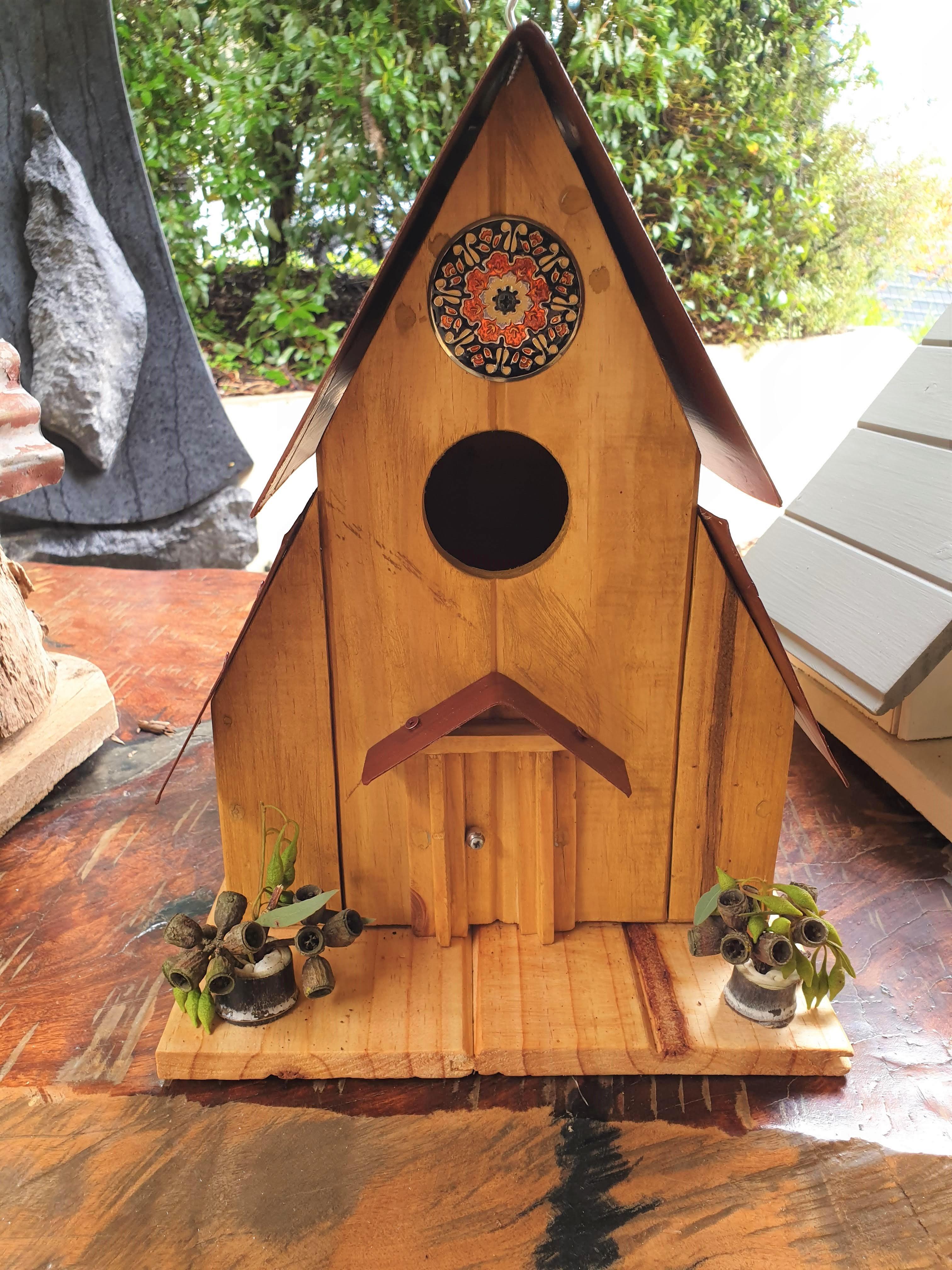 Church Bird House