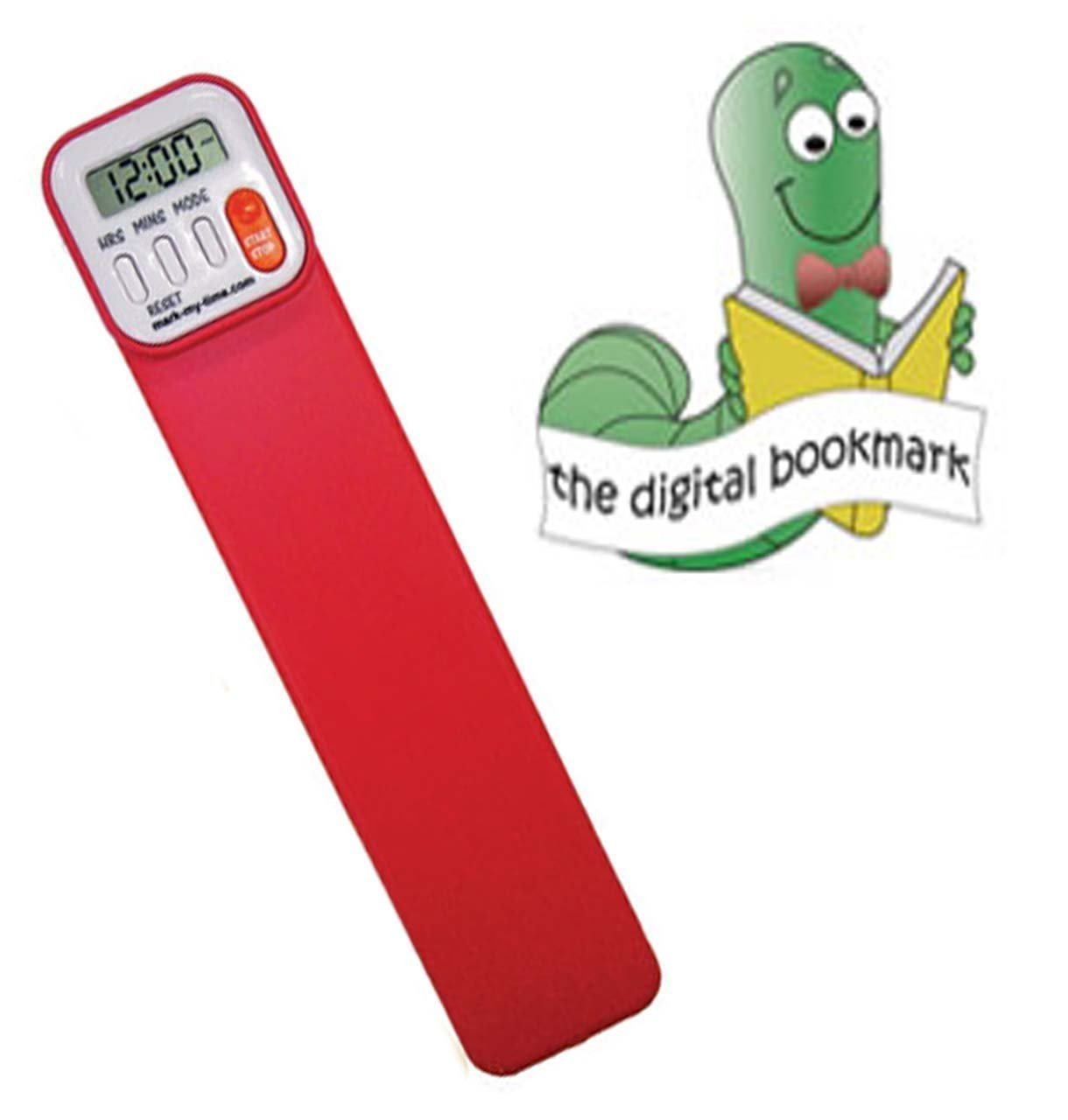 RTG 7000095 MMT BOOKMARK BRIGHT RED