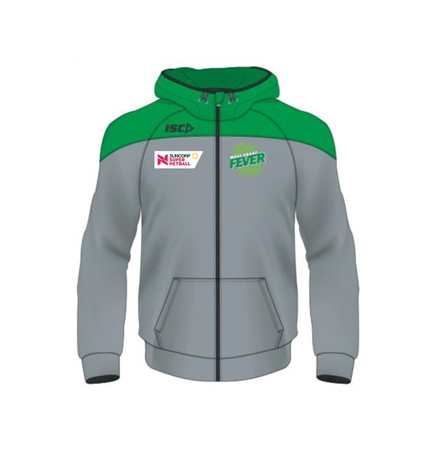 WCF Ladies Full Zip Supporter Hoodie