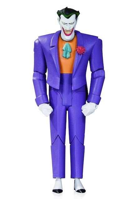 Batman Animated BAS The Joker AF