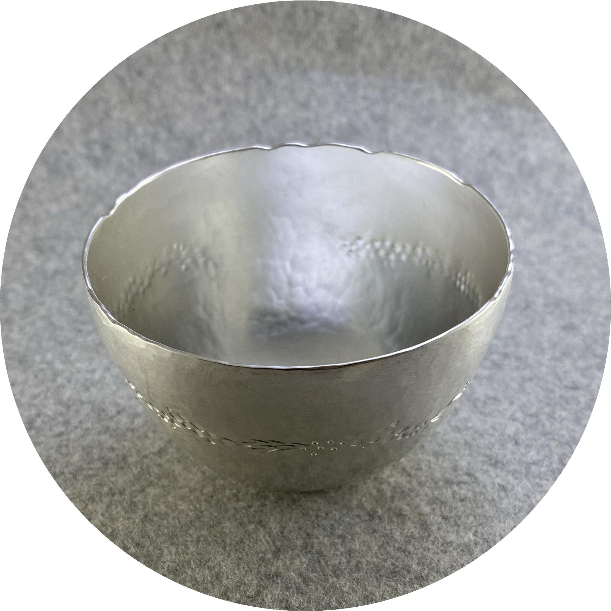 Marissa Ziesing - 'Whisky Tumbler', 925 silver