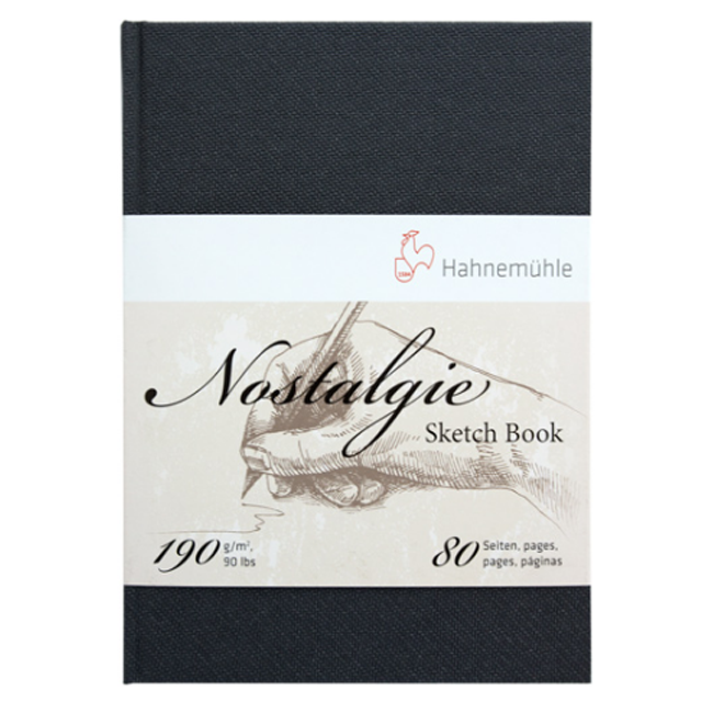 Hahnemuhle Nostalgie Book A5