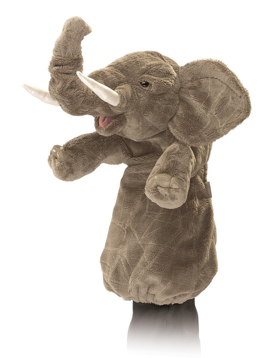 FMI 2830 ELEPHANT STAGE PUPPET