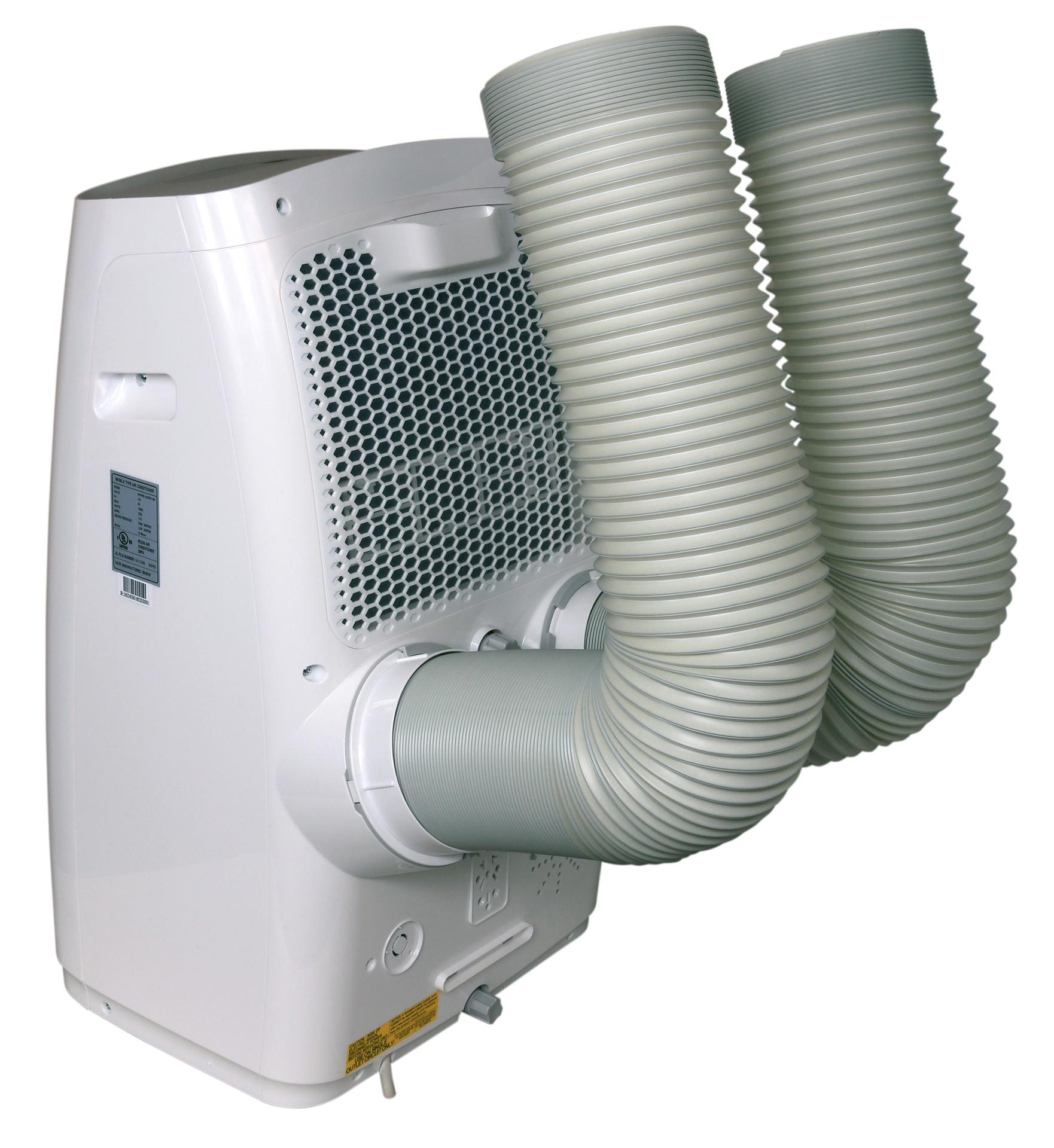 Ideal-Air™ Dual Hose Portable Air Conditioner 14000 BTU  sc 1 st  Good Hope Hydroponics & Ideal-Air™ Dual Hose Portable Air Conditioner 14000 BTU | Good Hope ...