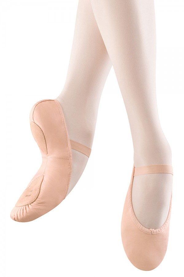 Bloch Dansoft Split Sole Leather Ballet Shoe (S0258G)