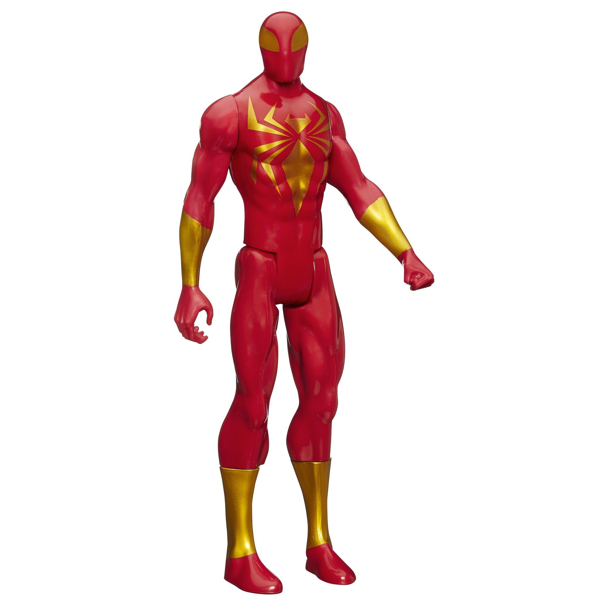 SPIDER-MAN TITAN HERO SERIES IRON SPIDER