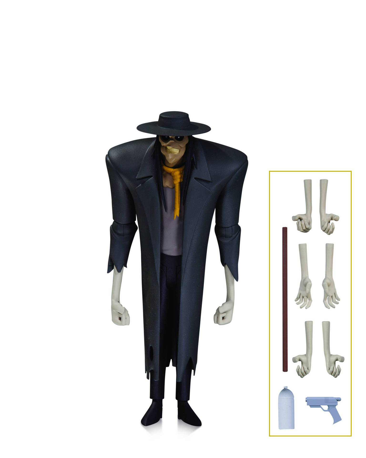 Batman Animated Series Scarecrow AF