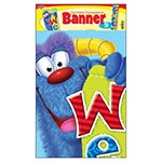 X T 25060 FURRY FRIENDS WELCOME BANNER