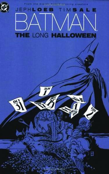 Absolute Batman The Long Halloween HC