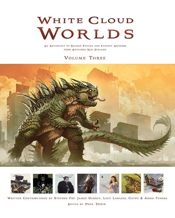 White Cloud Worlds Vol 3 HC