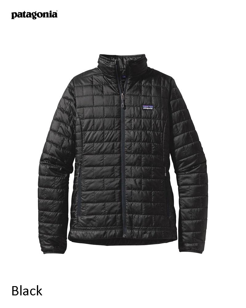Patagonia Women's Nano Puff Jacket 2016
