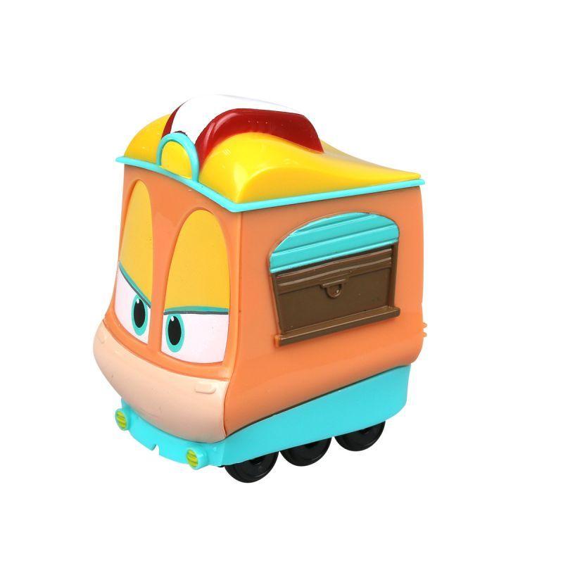 ROBOT TRAINS VEHICLE JEANNE
