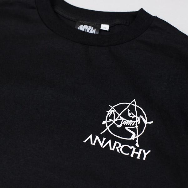 Pelvis Panarchy Tshirt Black