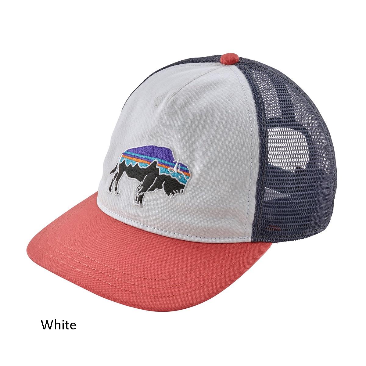 3816730c5e5 Patagonia Women s Fitz Roy Bison Layback Trucker Hat