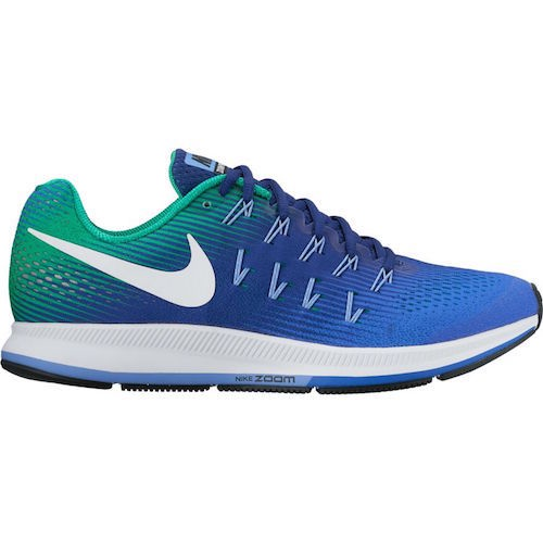 cd79499cd4220 Nike. Nike M Air Zoom Pegasus 33 (Medium Blue White Deep Night)