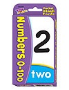 T 23040 NUMBERS 0-100 POCKET FLASH CARDS