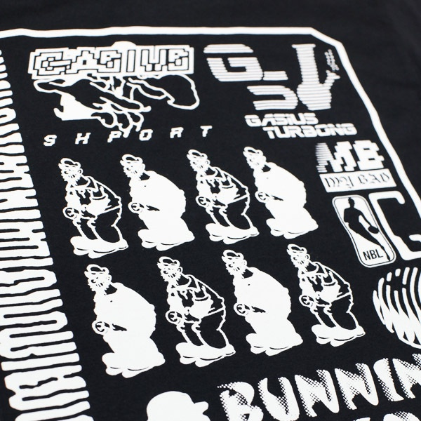 Gasius Yet More Infringements Tshirt Black