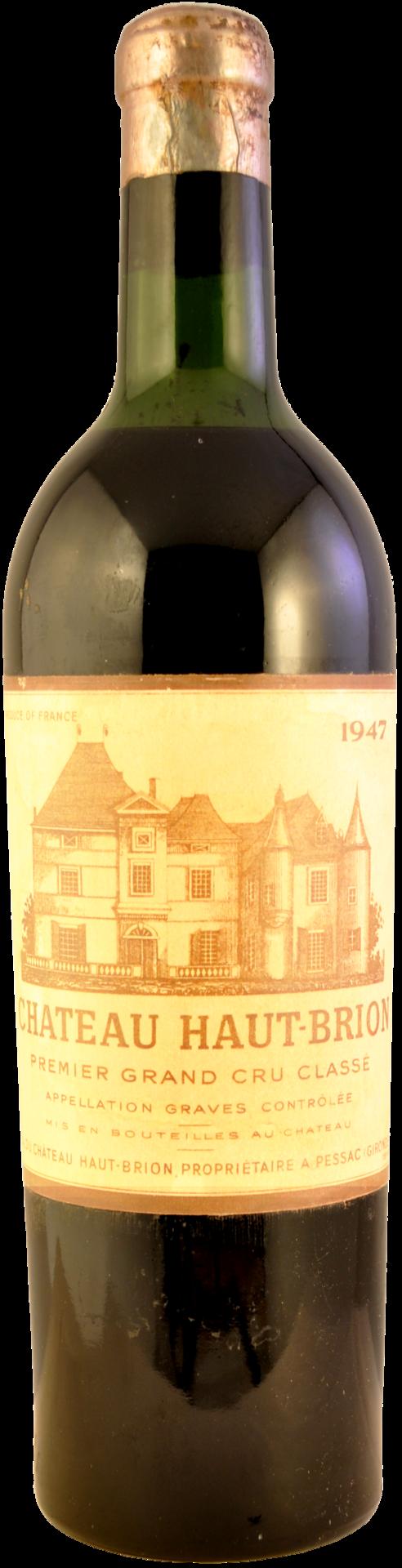 1947 75CL Chateau Haut-Brion Chateau Haut-Brion