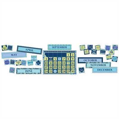 EU 847548 BLUE HARMONY CALENDAR BBS