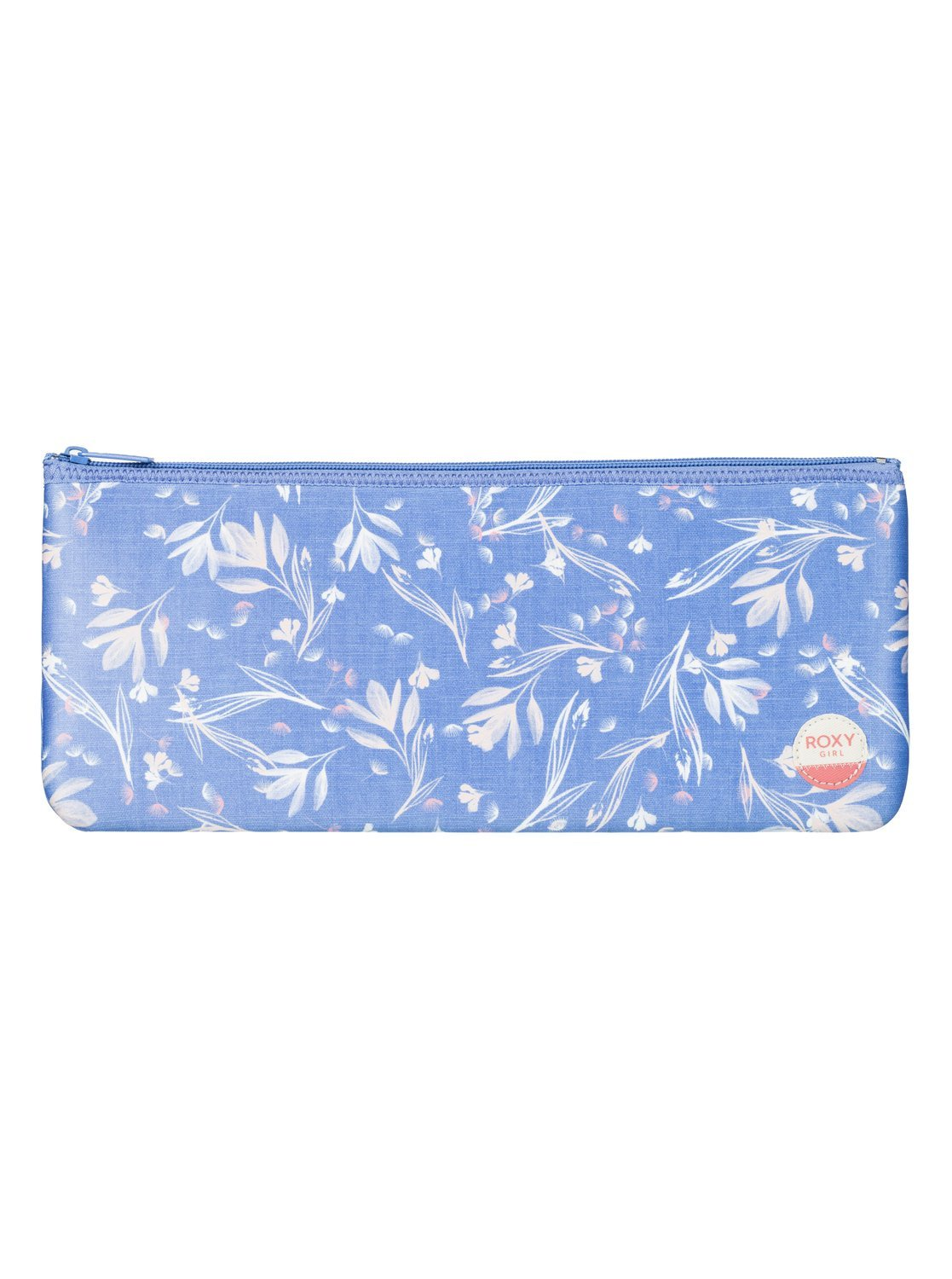 e9a8a07c9e58 Roxy Printed Emotions Pencil Case - Bleached Denim Botanic Garden - Out  There Surf