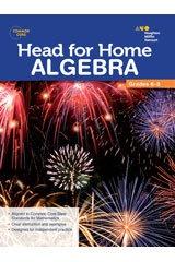 X SV 544250222 HEAD FOR HOME MATH SKILLS ALGEBRA