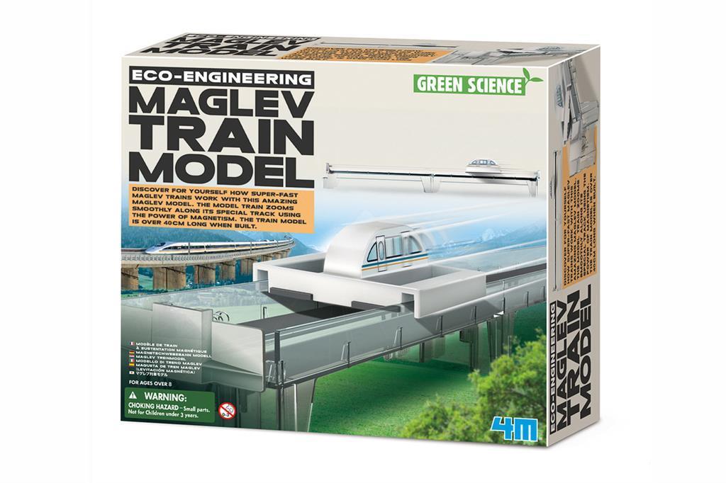 MAGLEV TRAIN MODEL