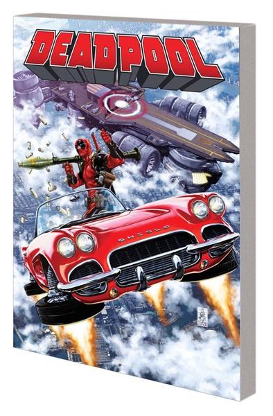 Deadpool Vol 04 Deadpool vs Shield