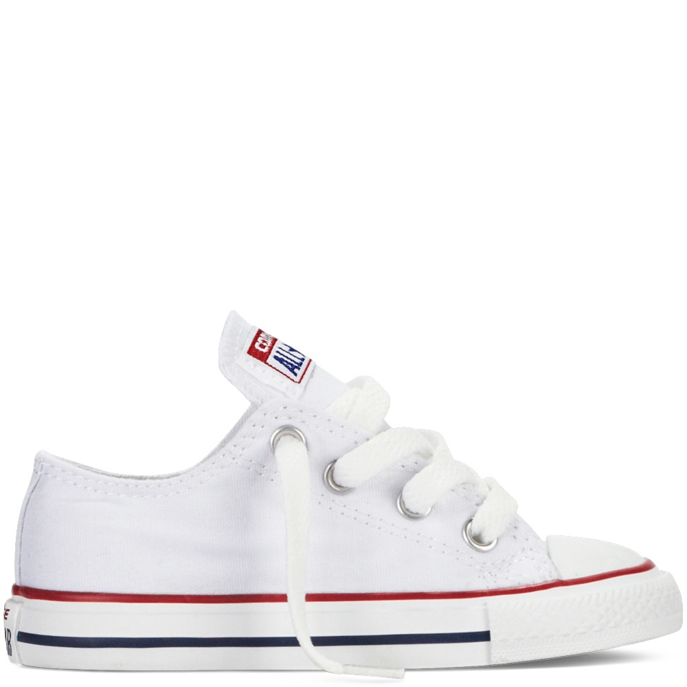 08636e4ddddf Converse Kids Low - Optic White - Out There Surf