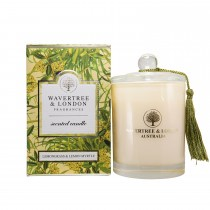 W & L Lemongrass Candle