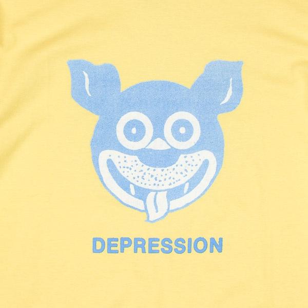 Fucking Awesome Depression  Tshirt Daisy