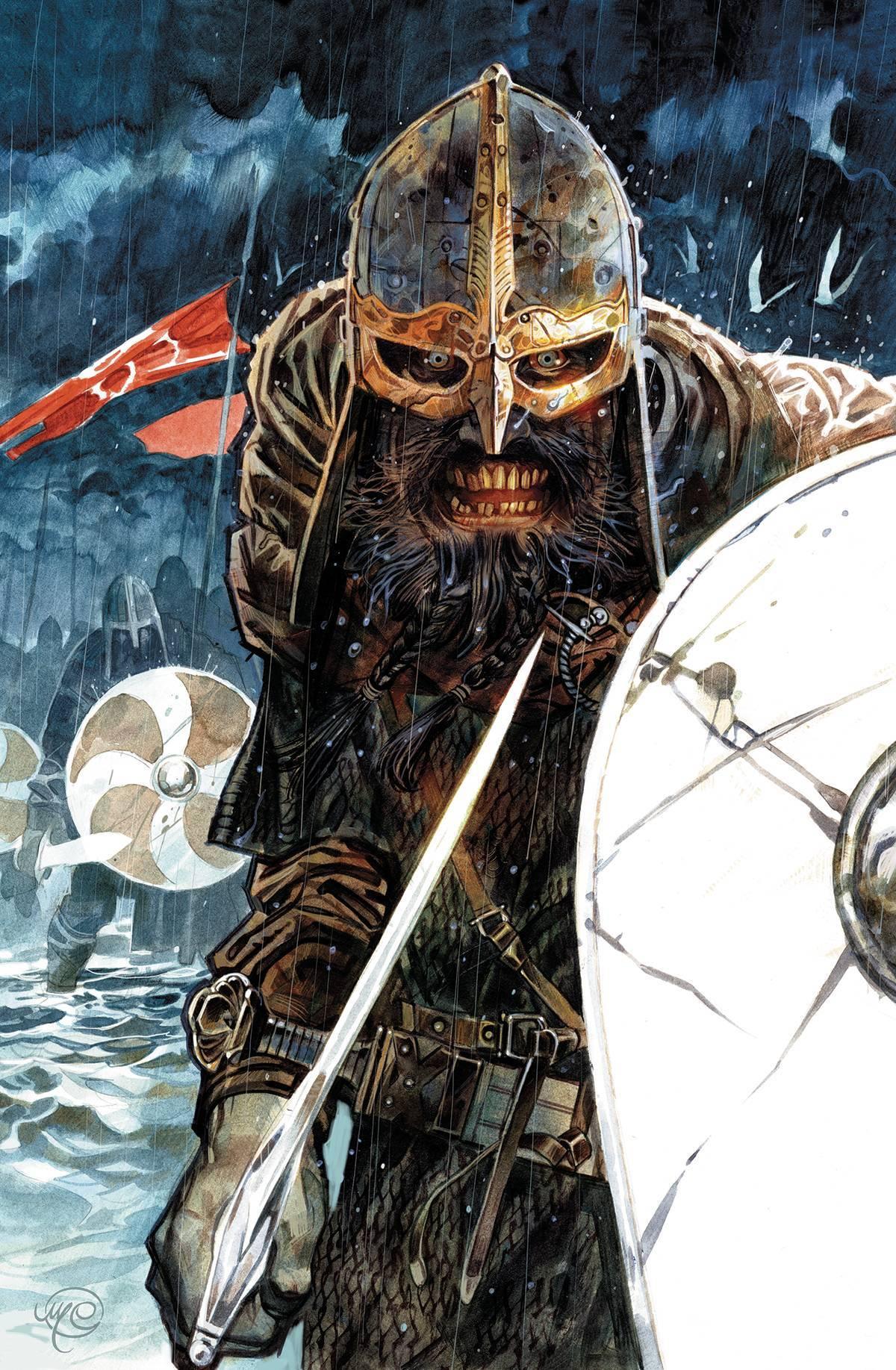Northlanders TP Book 01 The Anglo Saxon Saga
