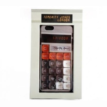 iphone retro calculator phone cover sale industria