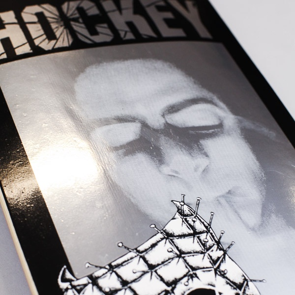 Hockey Mirror Kevin Rodigues Deck 8.18""