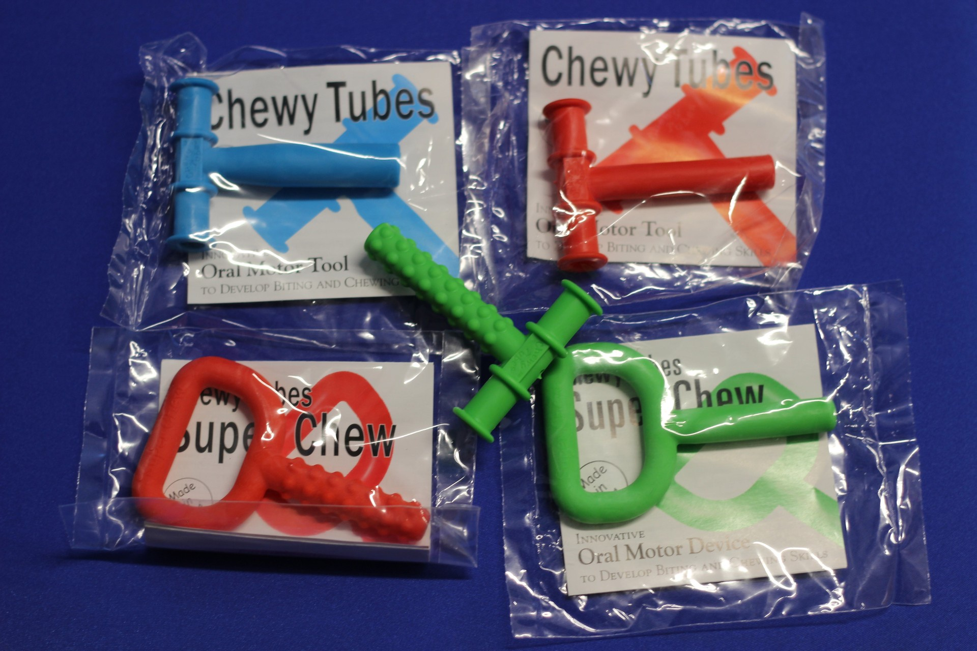 Chewy Tube Green Chewy Products