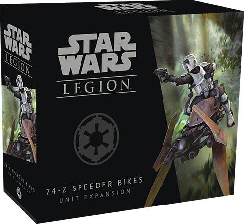 STAR WARS LEGION: 74-Z SPEEDER BIKES