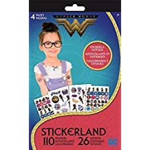STICKERLAND WONDER WOMAN