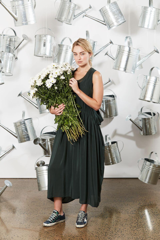 Maud Dainty Roman Dress