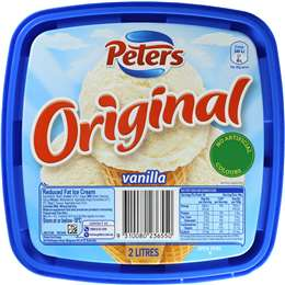Peters Original Ice-Cream 2L