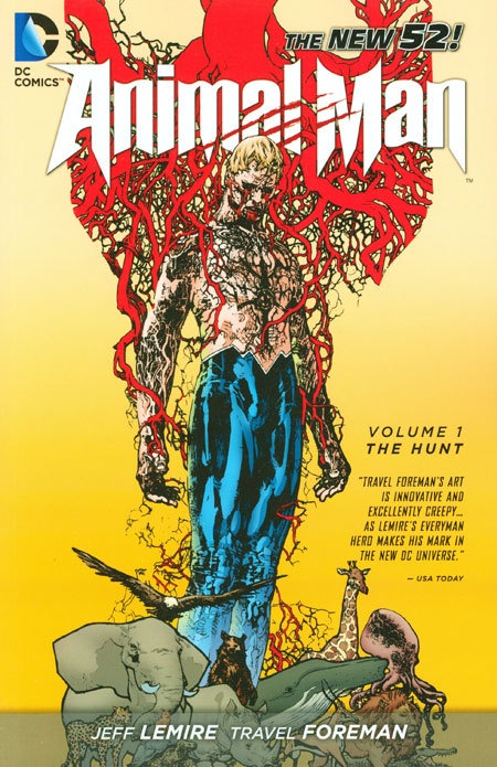 Animal Man Vol 01 The Hunt (N52)