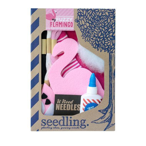 Seedling My Fuzzy Flamingo