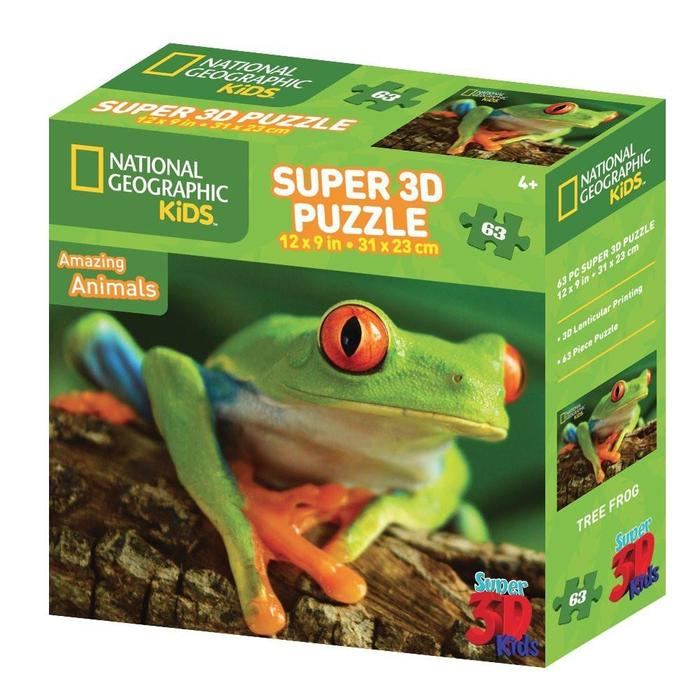 3D PUZZLE TREE FROG 150 PCS