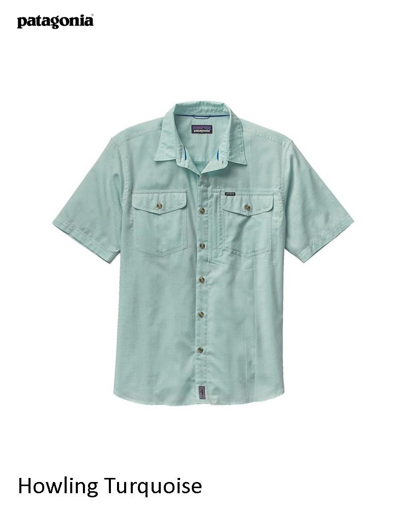 Patagonia Men's Short Sleeve Cayo Largo Shirt