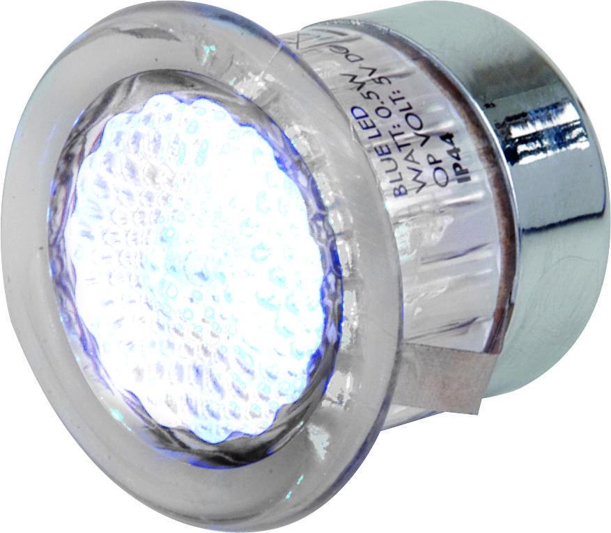 IP44 CLEAR LED KIT x 4 - WHITE