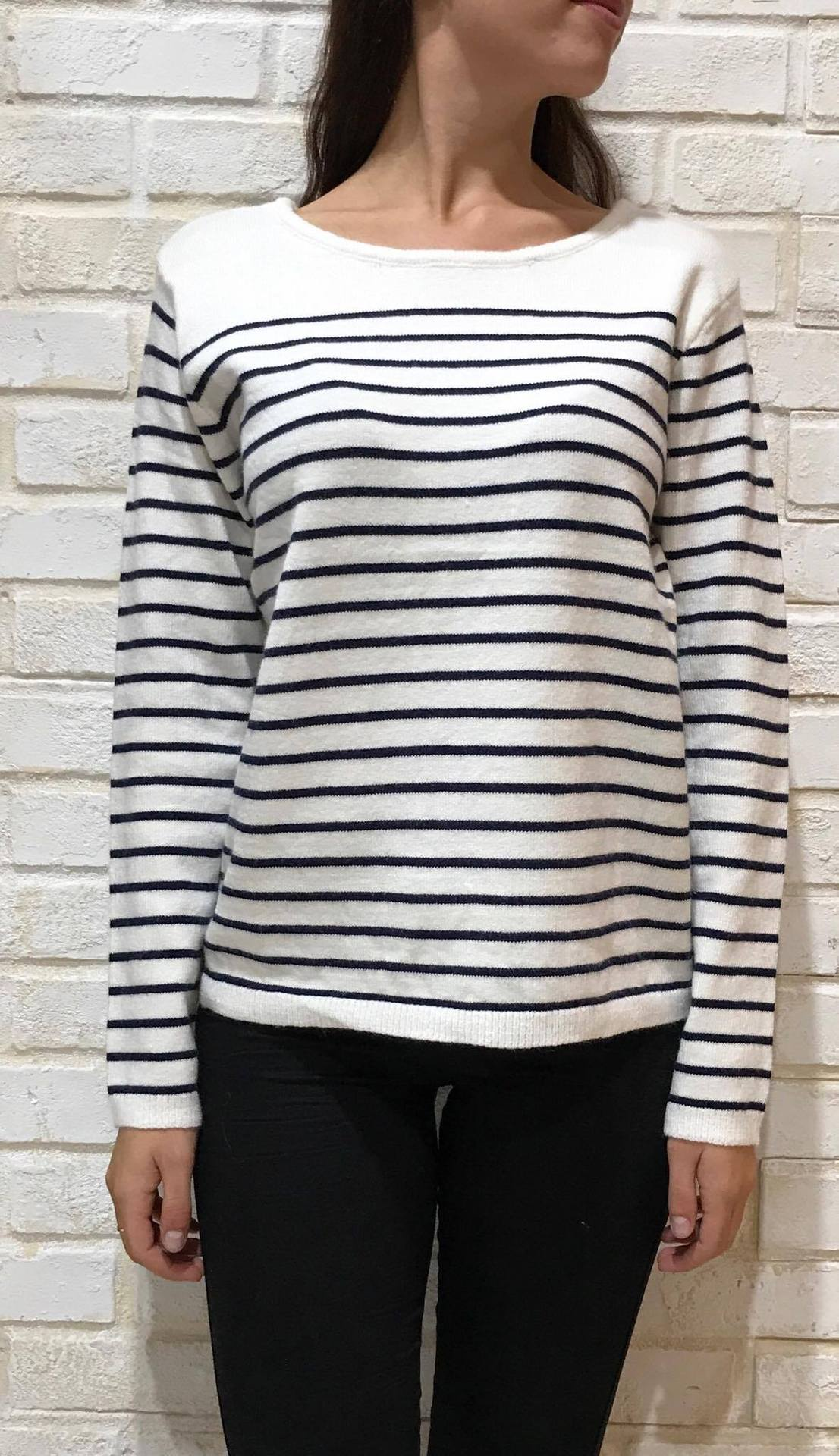 SOFT STRIPE KNIT SC976 Image