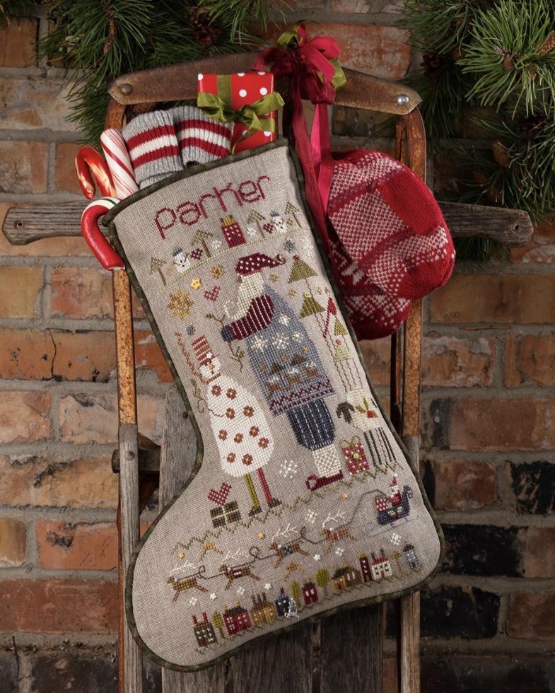 Parker's Stocking Kit